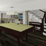 Basement Design Options in Monroe NJ Plan 3 (7)-Design Build Planners