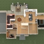 Dollhouse Overview of a Kitchen and More in Whitehouse Station NJ Plan 3 (3)-Design Build Planners
