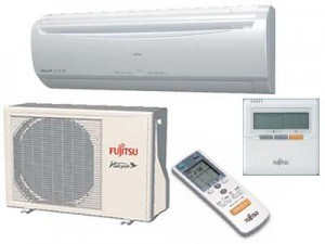 Ductless mini split heat and AC - Design Build Planners