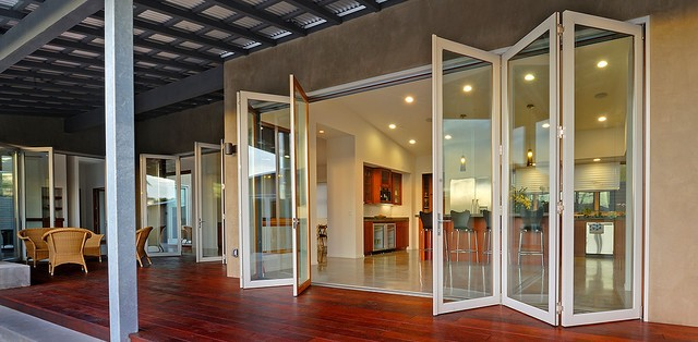 Folding Patio Doors for Your Home Design Build Pros