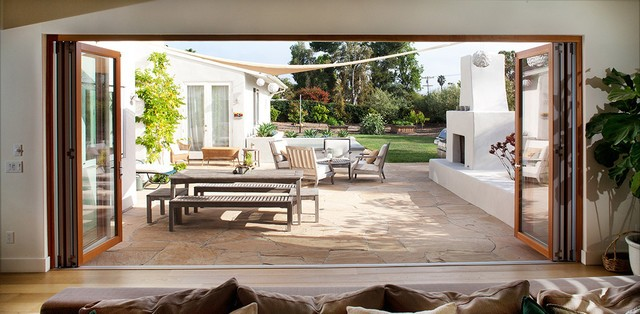 Folding Patio Doors For Your Home Design Build Planners