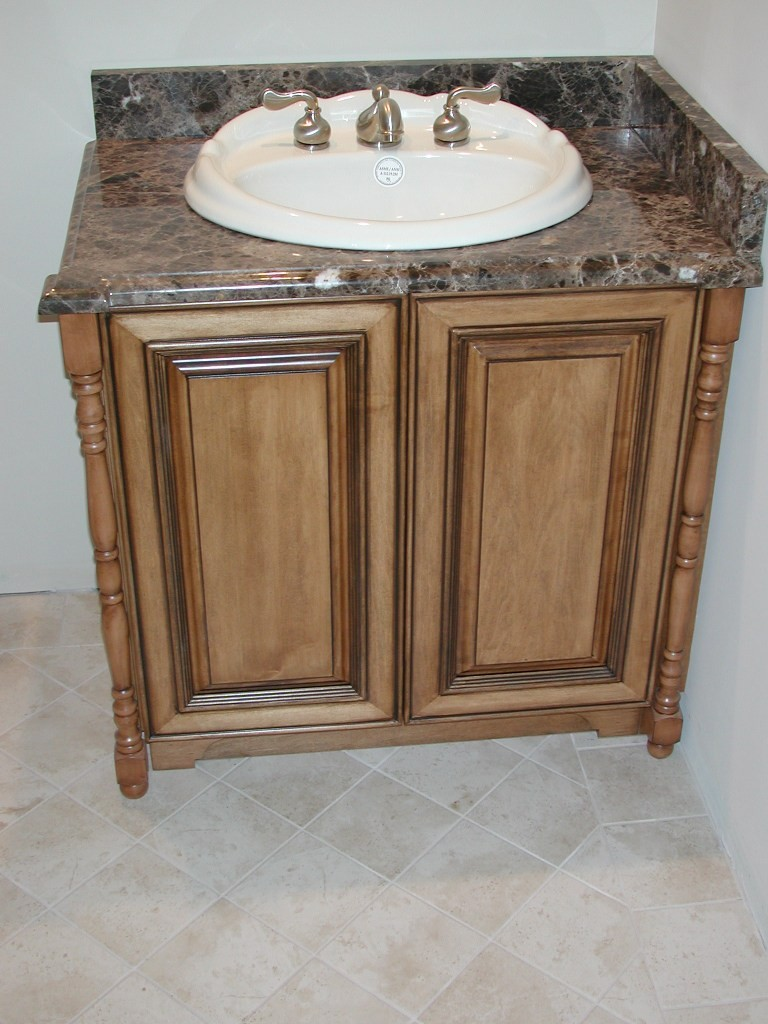 Furniture Style Bathroom Vanity Design Build Planners