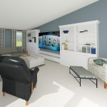 Great Room Addition in Monmouth County Plan 1 (2)-Design Build Planners