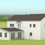 Great Room Addition in Monmouth County Plan 1 (6)-Design Build Planners
