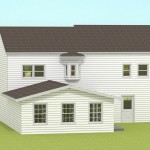 Great Room Addition in Monmouth County Plan 1 (7)-Design Build Planners