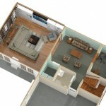 Great Room Addition in Monmouth County Plan 2 (1)-Design Build Planners
