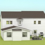 Great Room Addition in Monmouth County Plan 3 (4)-Design Build Planners
