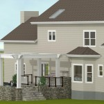 Kitchen Remodel and More in Whitehouse Station NJ Plan 1 (13)-Design Build Planners