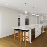 Kitchen Remodel and More in Whitehouse Station NJ Plan 1 (4)-Design Build Planners