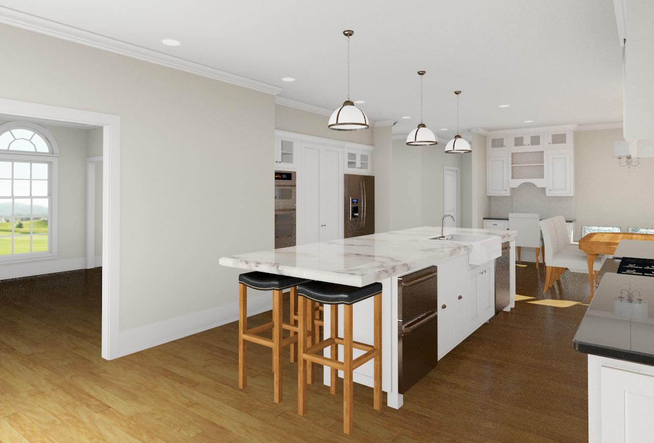 Kitchen Remodel and More in Whitehouse Station, NJ - Design Build Pros