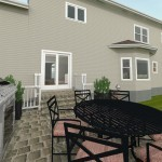 Kitchen Remodel and More in Whitehouse Station NJ Plan 2 (12)-Design Build Planners