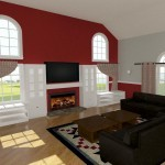 Kitchen Remodel and More in Whitehouse Station NJ Plan 2 (2)-Design Build Planners