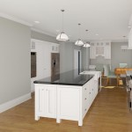 Kitchen Remodel and More in Whitehouse Station NJ Plan 2 (5)-Design Build Planners