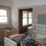 Kitchen and Bathroom Remodel in Spring Lake In Progress 4-21-2015 (2)