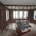 Kitchen and Bathroom Remodel in Spring Lake In Progress 4-21-2015 (6)