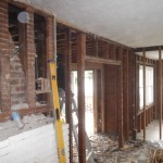 Kitchen and Bathroom Remodel in Spring Lake In Progress 4-21-2015 (7)