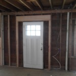 Kitchen and Bathroom Remodel in Spring Lake In Progress 5-4-2015 (1)