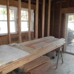 Kitchen and Bathroom Remodel in Spring Lake In Progress 5-4-2015 (11)