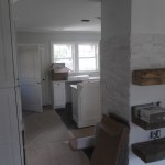 Kitchen and Bathroom in Spring Lake In Progress 7-14-2015 (11)