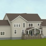 Kitchen and More in Whitehouse Station NJ Plan 3 (1)-Design Build Planners