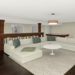 Monroe Basement Design Options Plan 1 (6)-Design Build Planners