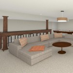 Monroe NJ Basement Design Options Plan 2 (6)-Design Build Planners