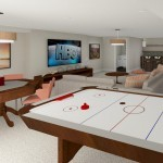 Monroe NJ Basement Design Options Plan 2 (7)-Design Build Planners