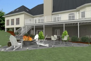 Outdoor Living Project Design from Design Build Planners