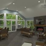 Outdoor Living Space in Morristown NJ Plan 1 (1)-Design Build Planners