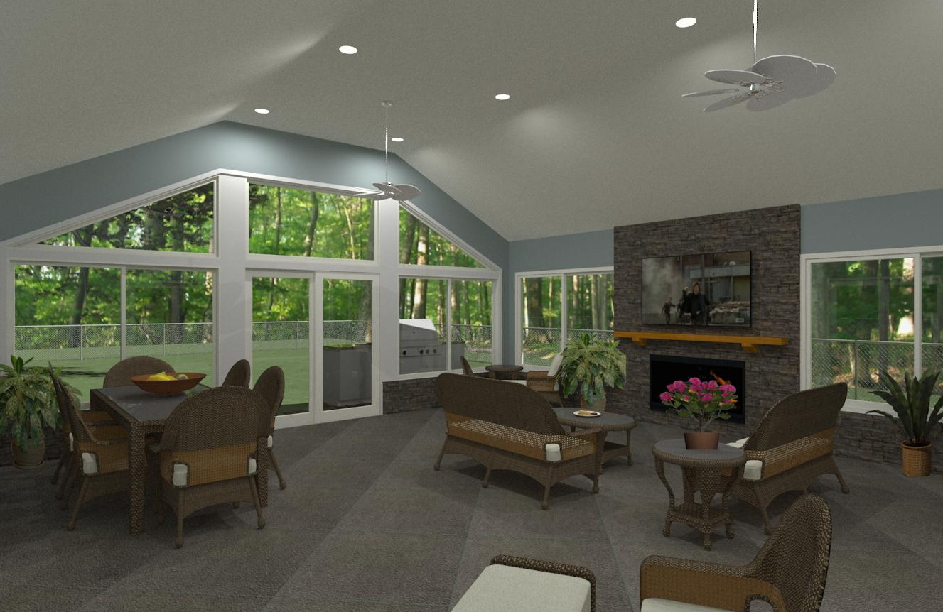 Outdoor Living Space in Middletown NJ Design Build Pros