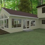 Outdoor Living Space in Morristown NJ Plan 1 (5)-Design Build Planners
