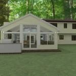 Outdoor Living Space in Morristown NJ Plan 1 (6)-Design Build Planners