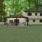 Outdoor Living Space in Morristown NJ Plan 2 (6)-Design Build Planners