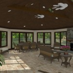 Outdoor Living Space in Morristown NJ Plan 3 (1)-Design Build Planners