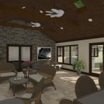 Outdoor Living Space in Morristown NJ Plan 3 (3)-Design Build Planners