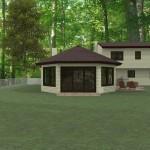 Outdoor Living Space in Morristown NJ Plan 3 (5)-Design Build Planners