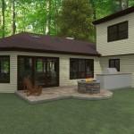 Outdoor Living Space in Morristown NJ Plan 3 (6)-Design Build Planners
