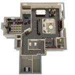 Plan 1 Dollhouse Oveview-Basement  Designs in Monroe (1)-Design Build Planners