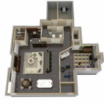 Plan 1 Dollhouse Oveview-Basement  Designs in Monroe (2)-Design Build Planners
