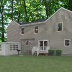 Add-A-Level Addition and First Floor Renovation in NJ (14)-Design Build Planners