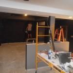 Basement Remodel in Bridgewater NJ In Progress 7-15-15 (16)