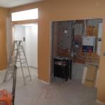 Basement Remodel in Bridgewater NJ In Progress 7-15-15 (18)