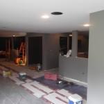 Basement Remodel in Bridgewater NJ In Progress 7-15-15 (23)