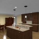CAD of Kitchen, Laundry, Bathroom in Red Bank, NJ (5)
