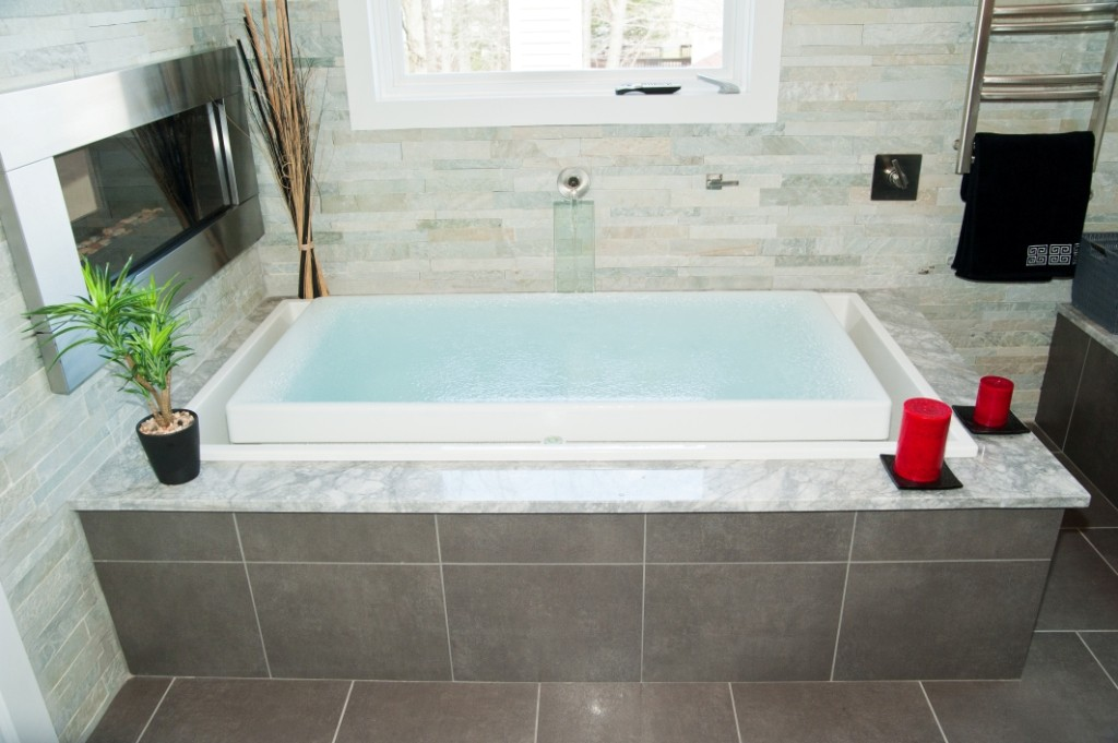 What Is An Infinity Tub Design Build Planners