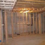 Luxury Basement in Bridgewater NJ In Progress 5-31-2015 (10)
