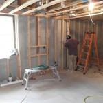 Luxury Basement in Bridgewater NJ In Progress 5-31-2015 (5)