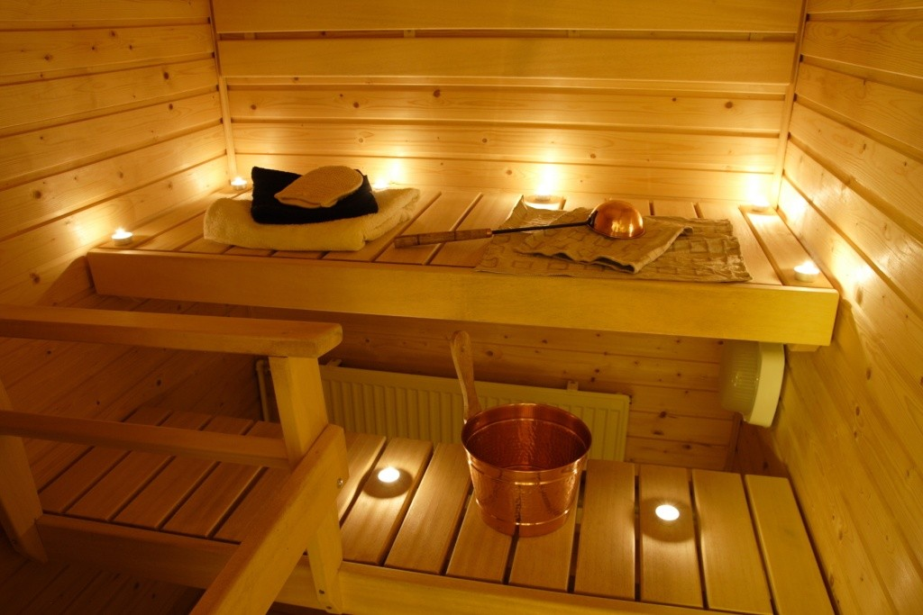 Home Sauna Options - Design Build Pros
