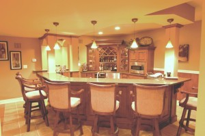 NJ wet bar - Design Build Pros (1)