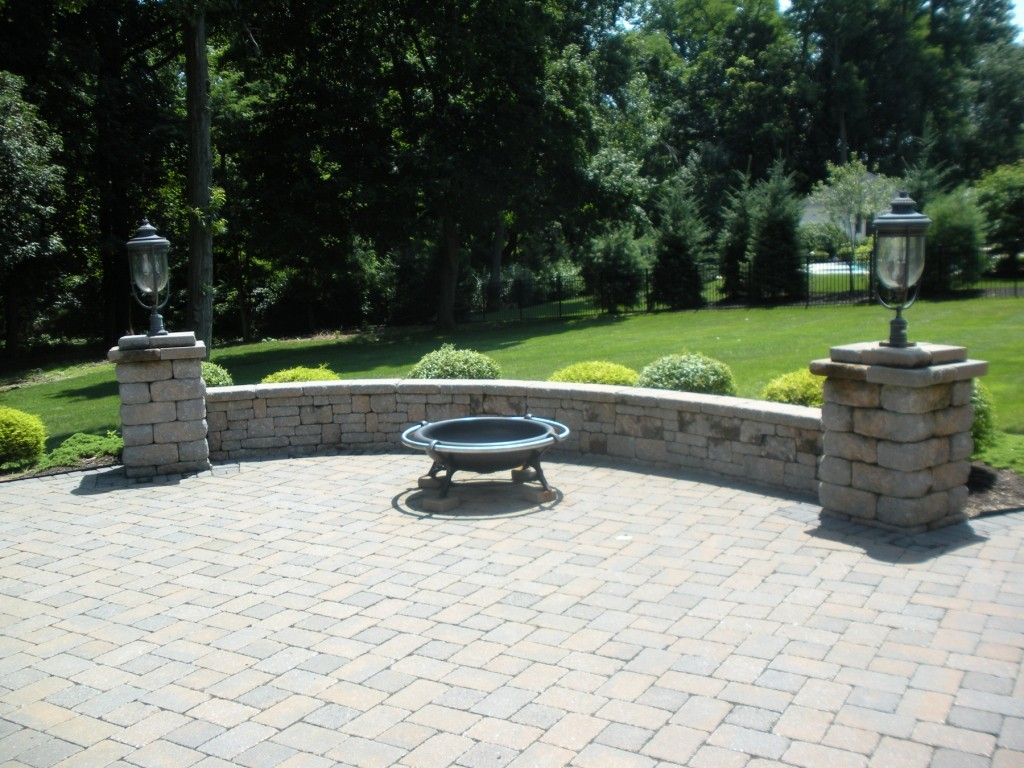 backyard fire pit options design build pros